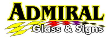 Admiral Glass & Signs